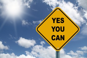 Yes You Can on Signpost