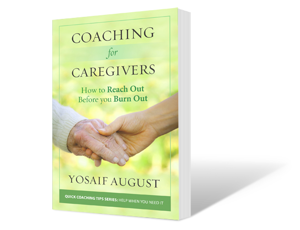 Coaching for Caregivers book cover